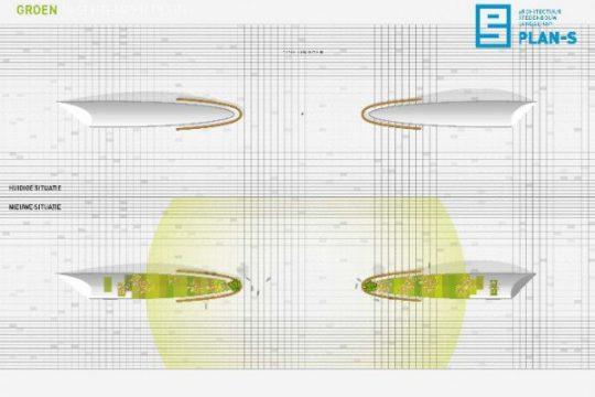 Concept 18 Septemberplein Eindhoven   PLAN-S / BEELEN CS architecten Eindhoven