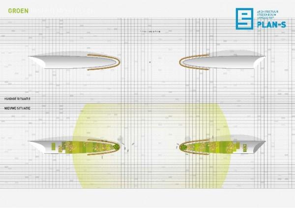 Concept 18 Septemberplein Eindhoven - PLAN-S / BEELEN CS architecten