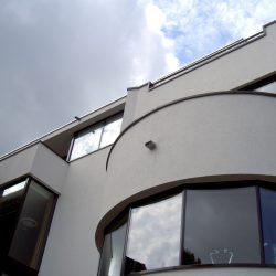 Erker voorzijde - Woongebouw aan de Emmasingel, Weert | BEELEN CS architecten / Thallia groep Weert - Eindhoven