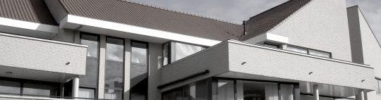 Headafbeelding - Appartementengebouwen De Poell en La Poste, Nederweert - BEELEN CS architecten Eindhoven / Thalliagroep Weert