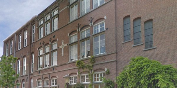 Herbestemming Sint-Barbaraschool Amsterdam | BEELEN CS architecten / Thallia groep Weert - Eindhoven