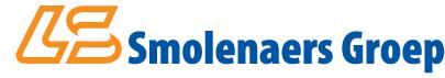Logo Smolenaers groep Weert | BEELEN CS architecten / Thallia groep Weert - Eindhoven