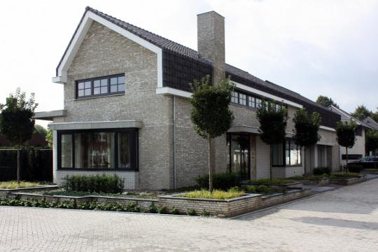 Nieuwbouw luxe villa Keurmeesterlaan, Weert - BEELEN CS architecten Eindhoven