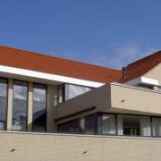 Terrassen De Poell - Appartementengebouwen De Poell en La Poste, Nederweert | BEELEN CS architecten / Thallia groep Weert - Eindhoven