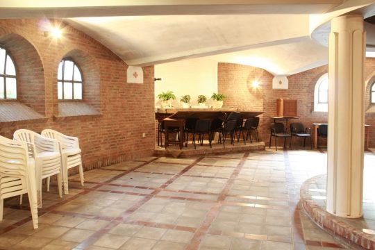 kelder - Fatimakerk Weert - Fatimakerk Weert | BEELEN CS architecten / Thallia groep Weert - Eindhoven