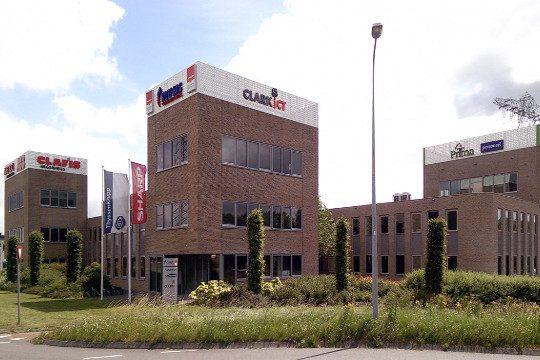nieuwbouw bedrijfsgebouw Eemspoort Groningen - voorbeeld project - BEELEN CS architecten Eindhoven