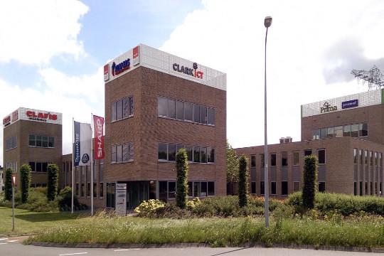 Nieuwbouw bedrijfsgebouw Eemspoort, Groningen - BEELEN CS architecten Eindhoven
