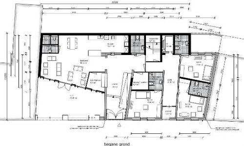 Herbestemming pastorie, Weert - BEELEN CS architecten Eindhoven / Thalliagroep Weert