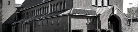 headafbeelding exterieur - Herbestemming Theresiakerk, Landgraaf - BEELEN CS architecten Eindhoven / Thalliagroep Weert