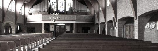 headafbeelding interieur - Herbestemming Theresiakerk, Landgraaf - BEELEN CS architecten Eindhoven / Thalliagroep Weert