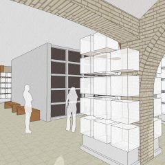 Herbestemming Theresiakerk interieur, Landgraaf - BEELEN CS architecten Eindhoven / Thalliagroep Weert