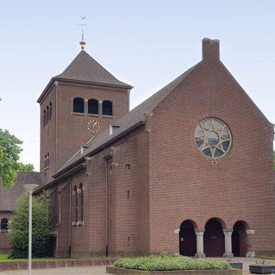 Herbestemming Sint-Andreaskerk Melick I Thallia groep Weert - Eindhoven